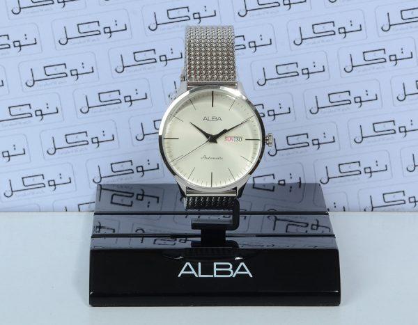 آلبا مدل AL4107X1 600x467 - ساعت آلبا مدل AL4107X1