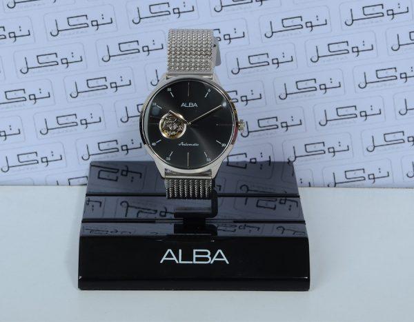 آلبا مدل AU7015X1 600x467 - ساعت آلبا مدل AU7015X1