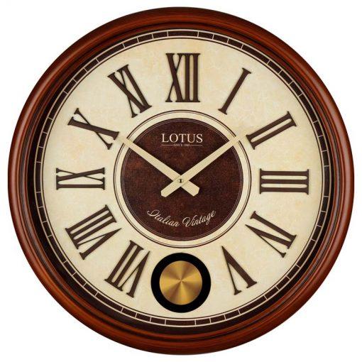 ساعت دیواری چوبی مدل BENECIA کد W-256