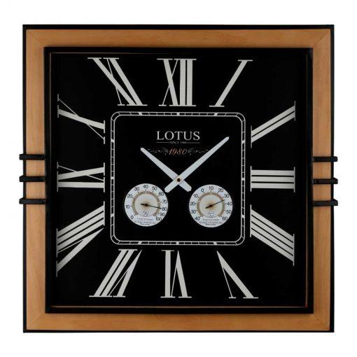 ساعت دیواری چوبی مدل MORITZ کد WM-5021